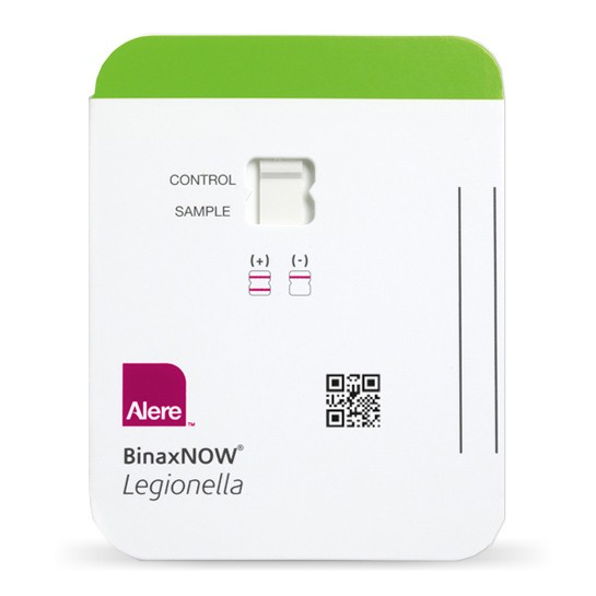 Alere BinaxNOW Legionella Urinary Antigen Card