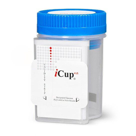 Alere iCup Drug Screen