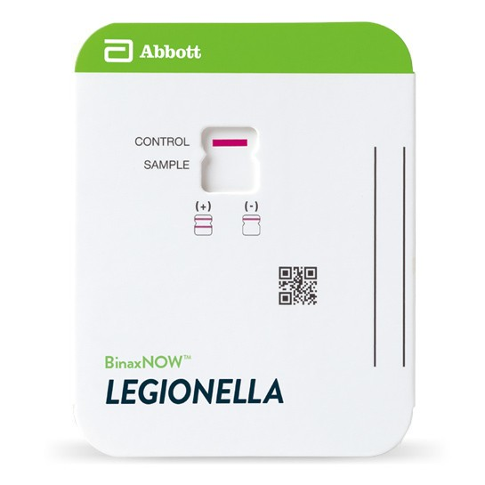 BinaxNOW® Legionella Urinary Antigen Card