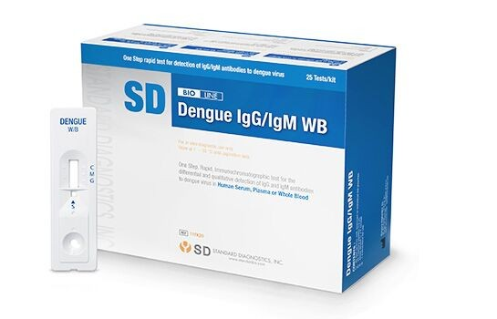 SD BIOLINE Dengue IgG/IgM