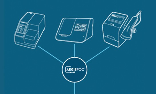 AegisPOC™ Point of Care Management Solutions