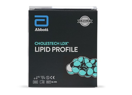 Lipid Profile Cassettes